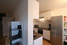 Seitenansicht Küche/Wohnzimmer