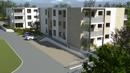Ansicht Haus 3 und Haus 2
