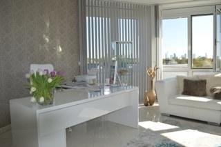 möblierte  Wohnung / Büro