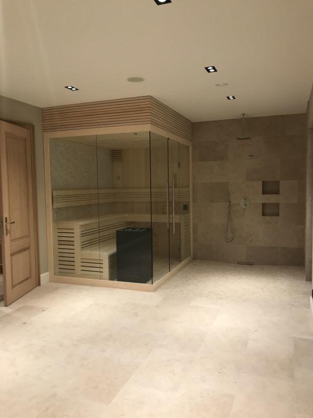 Saunabereich UG