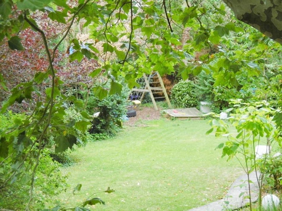 Blick in de Garten