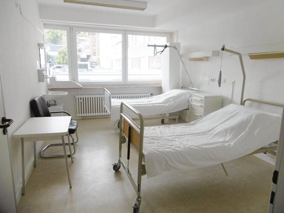 Krankenzimmer 2