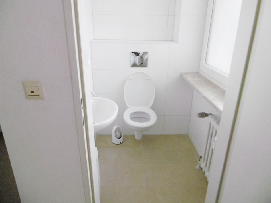 Patienten Toilette