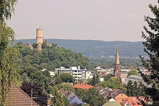 Blick auf Bad Godesberg