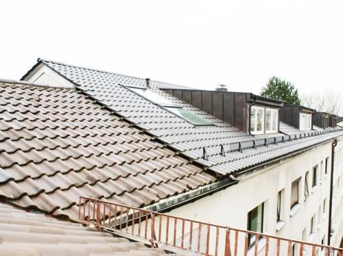 Dach Nachbargebäude