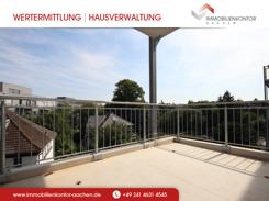 Ein- und Mehrraumwohnungen im Zentrum Aachen zu vermieten