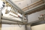 Heizleitungsverteiler der Fußbodenheizung
