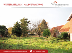 Südlagen-Grundstück in Siersdorf - zentrale ruhige Lage