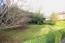 Vorgarten - die Hausfront liegt über 20m ! von der Straße entfernt