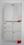 Hochwertige Gegensprech-/Türöffneranlage mit Glasabdeckung