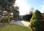 Großer Außenpool mit Terrasse und Dusche und ... traumhaftem Blick über den Aachener Talkessel