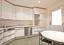 Hochwertige, massive Poggenpohlküche mit Miele Cerankochfeld, Miele Spülmaschine und Edelstahlabzugseinrichtung