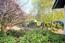 Blick vom Garten gen Westen