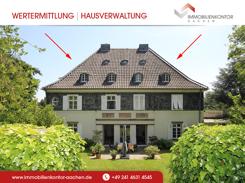 Wonerleben in Bestlage AC Südviertel - in einer Immobilie mit historisch bedeutsamen Wurzeln
