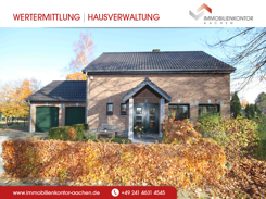 Das exclusive, freistehende EFH in gehobenem Wohnumfeld mit zusätzlichem Baugrundstück