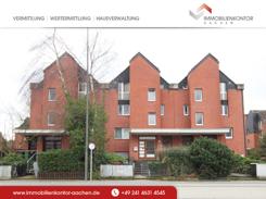 Attraktive Mietwohnung in unmittelbararer Nähe des Klinikums Aachen