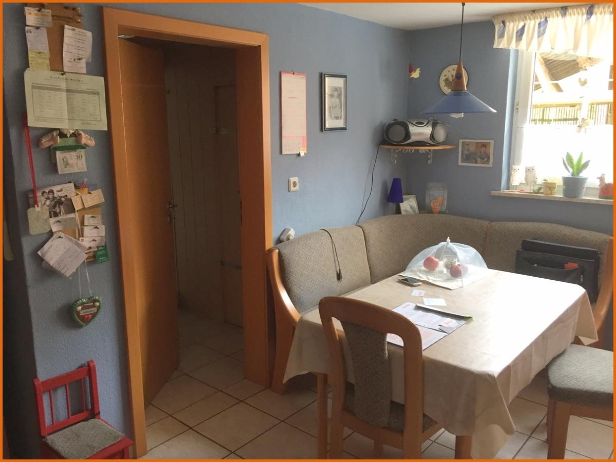 Tür zur Speisekammer