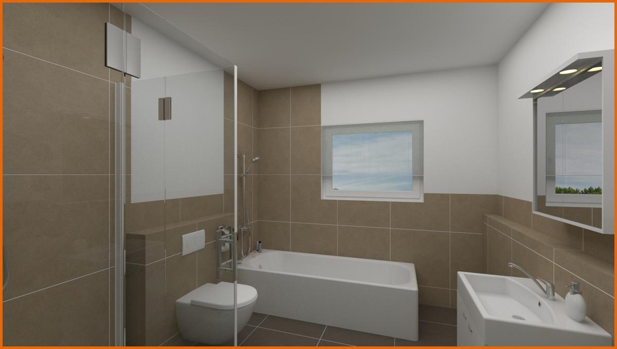 Badezimmer 3 D