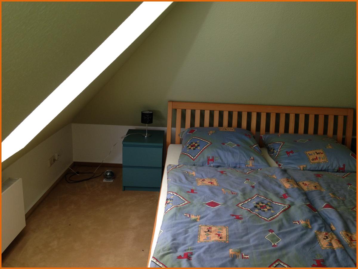 DG-Apartment Schlafen