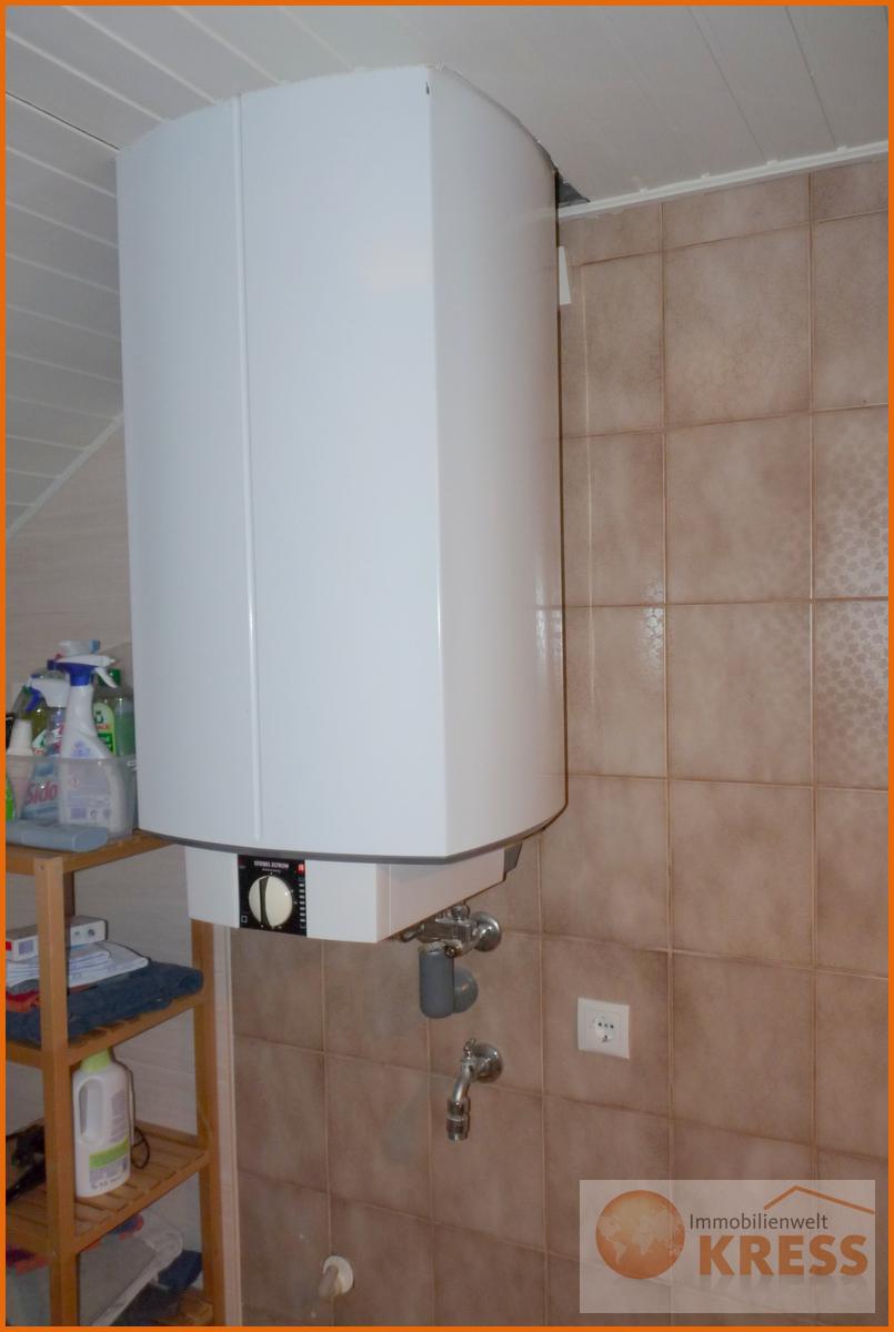 Warmwasserzubereitung