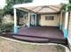 Gartenhaus+Terrasse
