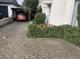 Hoffläche mit Carport