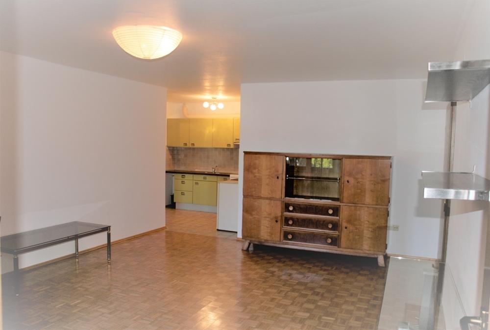 Wohnzimmer-Ansicht Küche