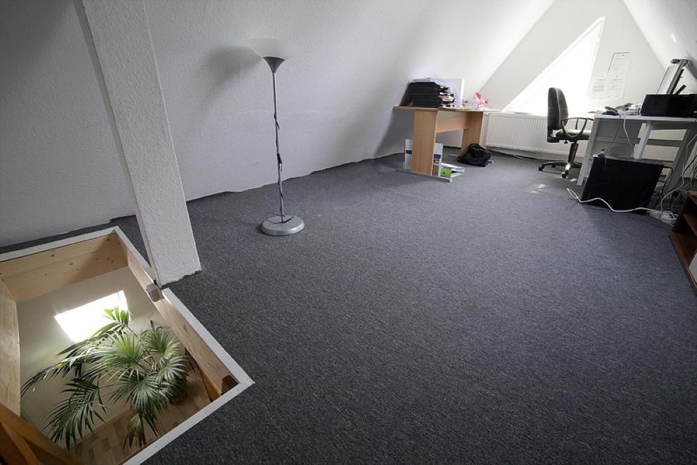 ausgebauter Spitzboden
