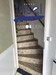Treppenaufgang , Bogenstraße