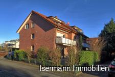 Das Objekt befindet sich in beliebter Lage von Steinhagen.