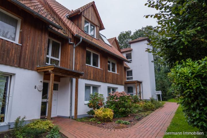 Barrierefrei und zentrumsnah - moderne 3-Zimmer- Wohnung im begehrten Ortskern von Bielefeld-Schildesche