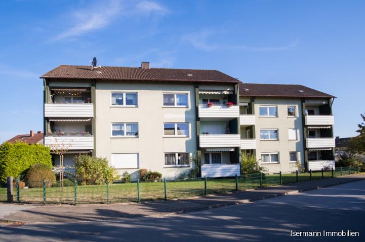 Gemütliche Eigentumswohnung in zentraler Lage von Halle (Westf.)
