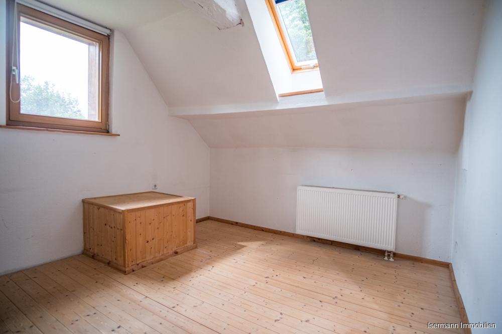 Die Immobilie verfügt auf beiden Etagen über mehrere ausgefallene Schlafzimmer.