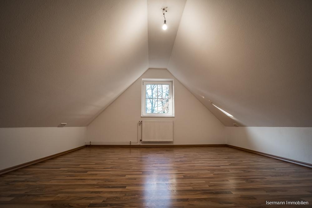 Hier befindet sich ein weiterer abschließbarer Raum...