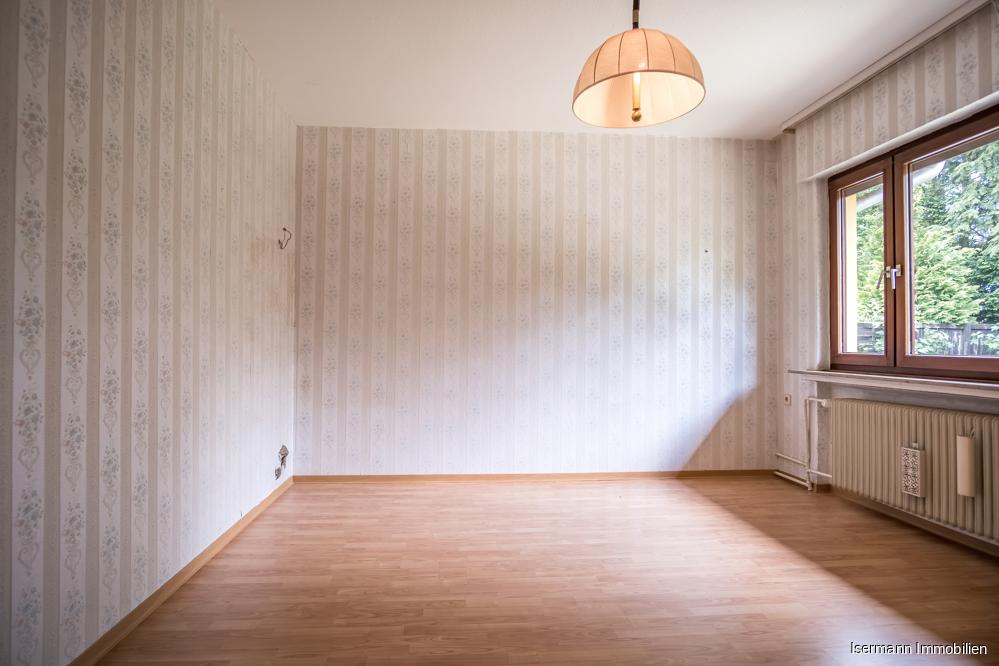 Zwei Schlafzimmer sind ähnlich geschnitten.