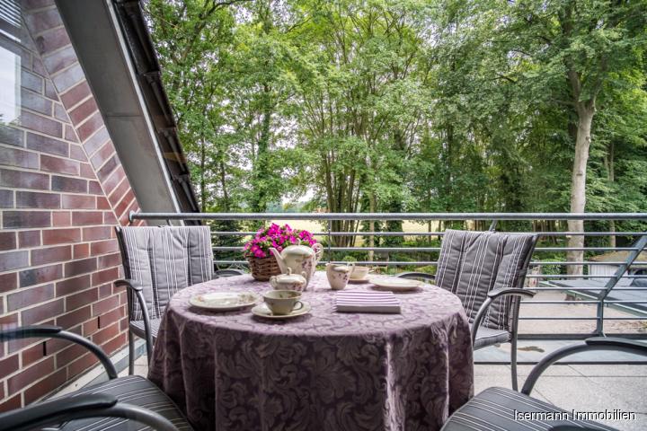 Moderne Dachgeschosswohnung in Steinhagen