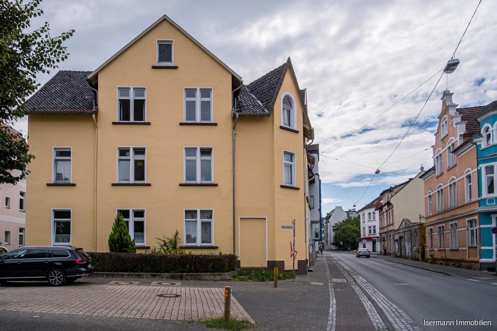 Gemütliche 2-Zimmer-Wohnung im Bielefelder Westen - Altbaucharme inklusive