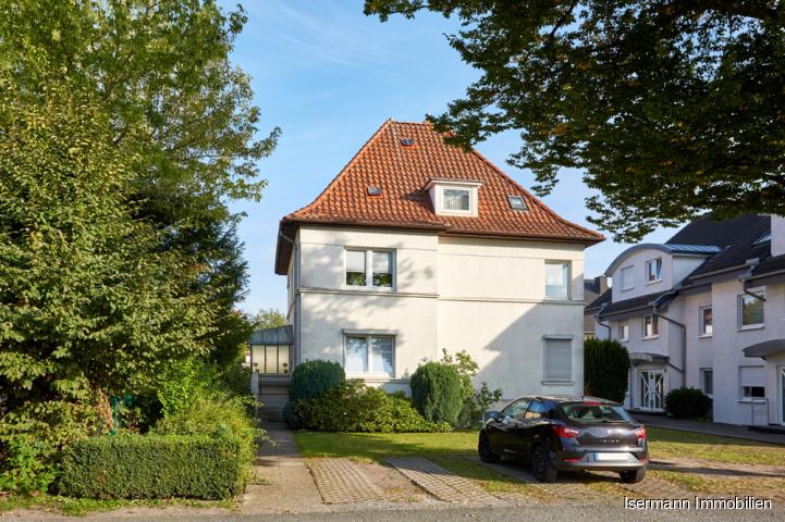 Zweifamilienhaus in ruhiger zentrumsnaher Lage von Bad Salzuflen