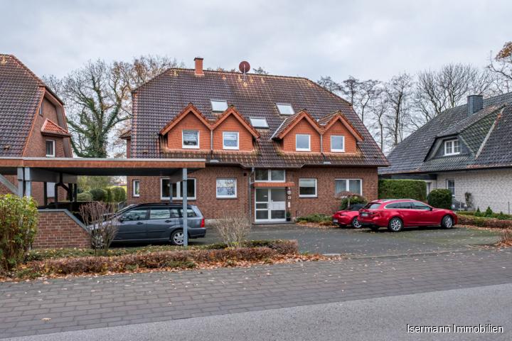Gemütliche 3-Zimmer-Wohnung in bester Lage von Steinhagen