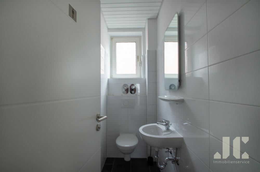 modernes Herren-WC