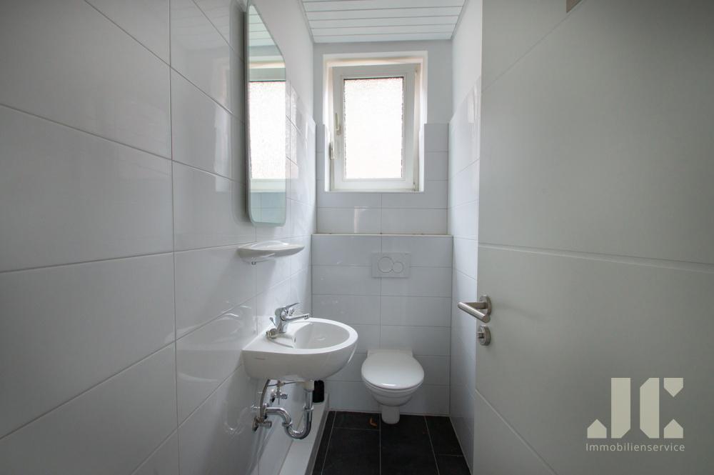 modernes Damen-WC