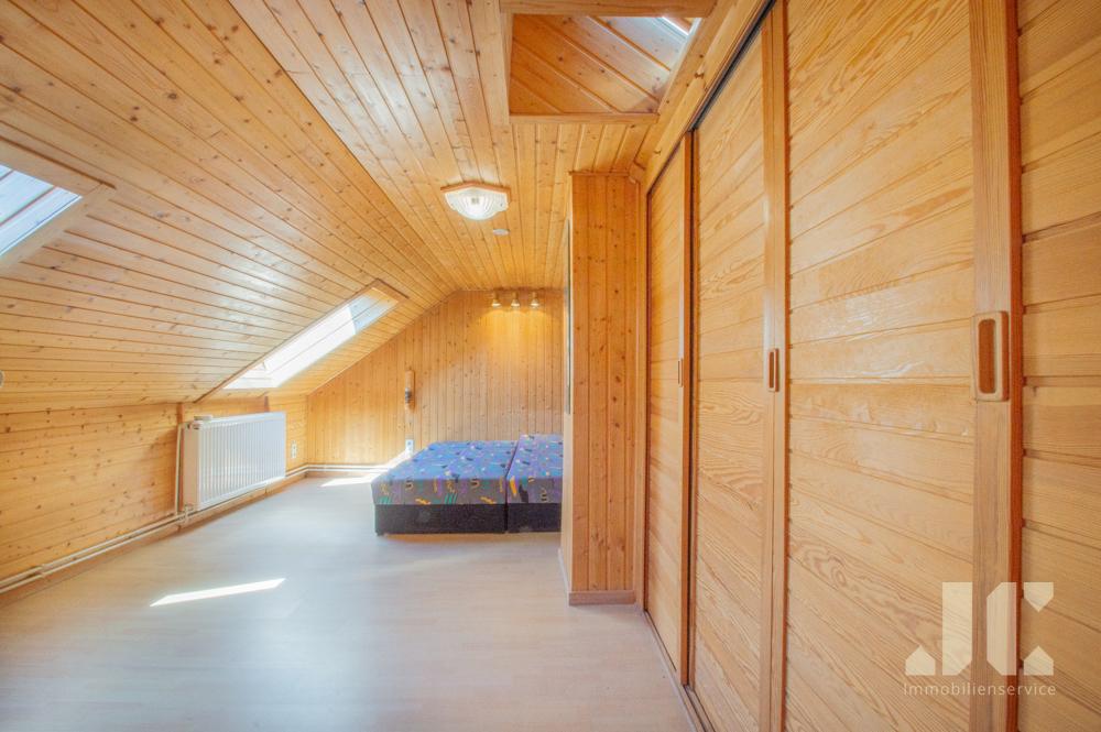 Schlafbereich Obergeschoss