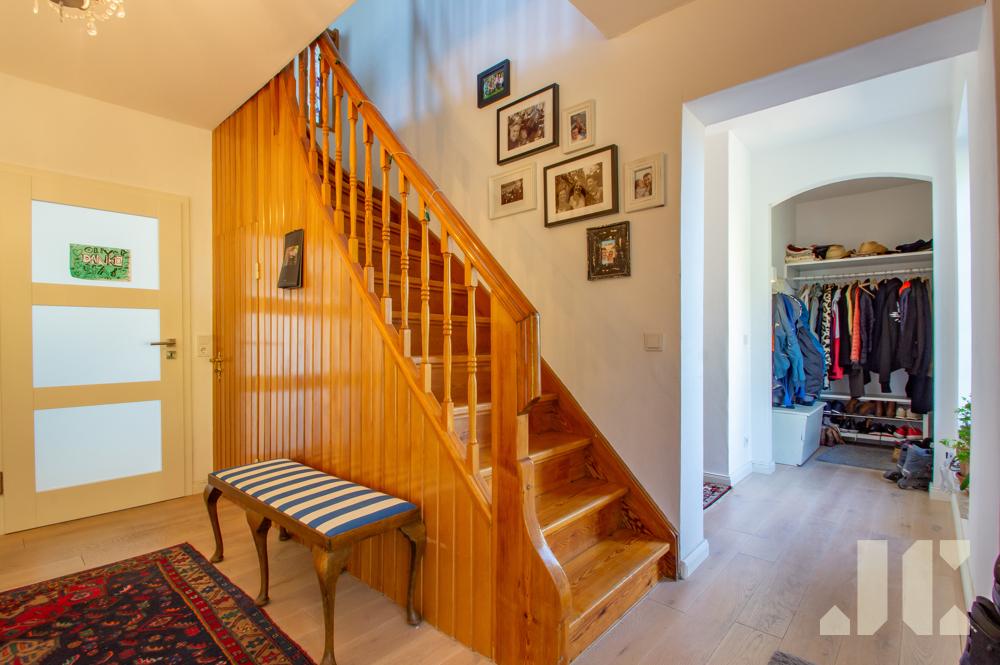 Treppe Eingang