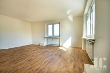 Musterbild aus baugleicher Wohnung: Wohnzimmer