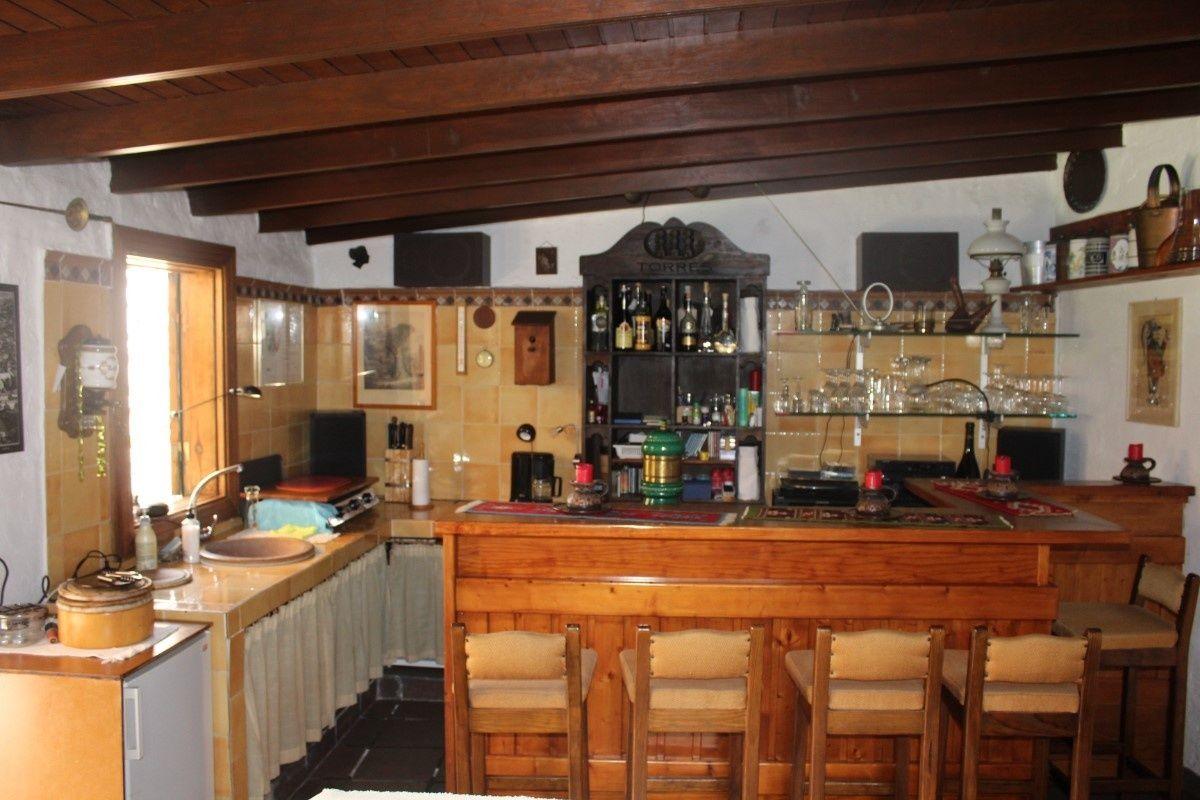 Bar in Gartenhaus