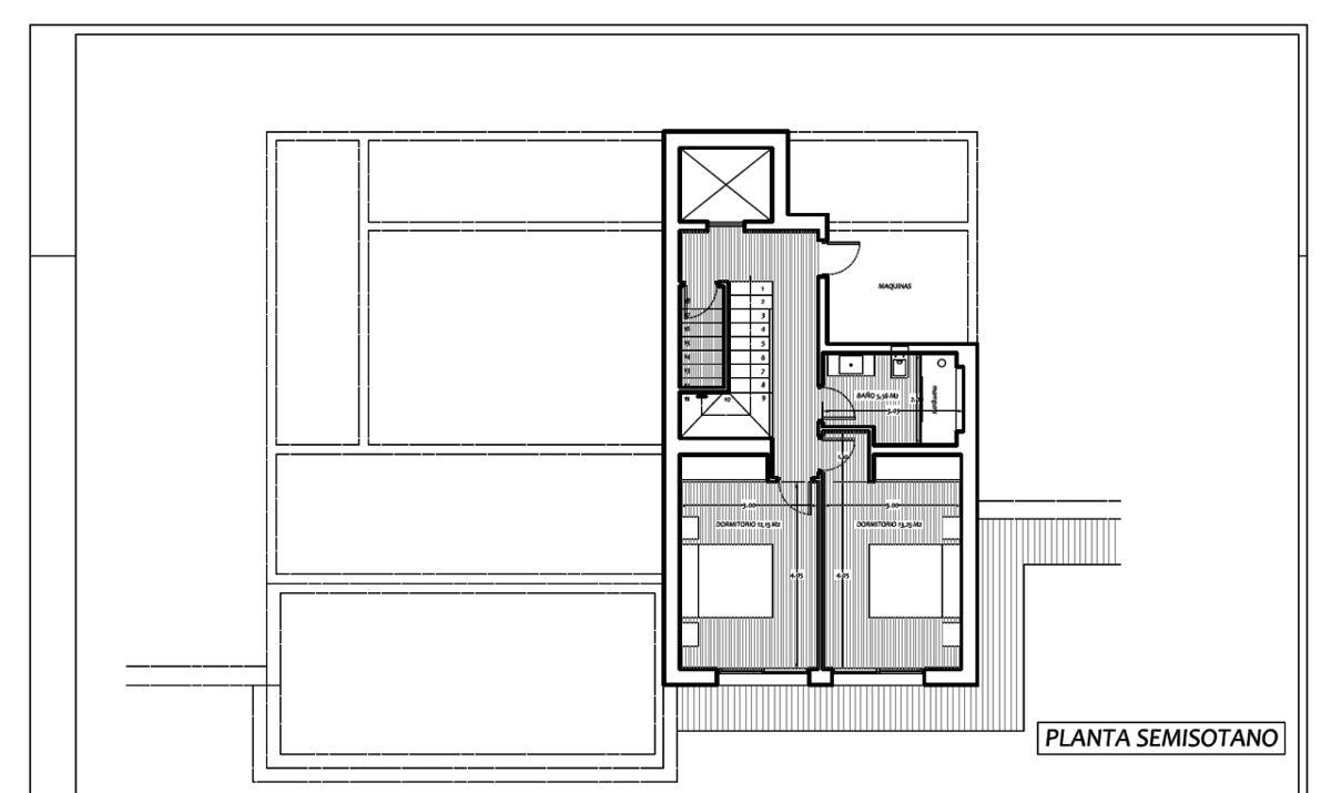 2. Untergeschoss