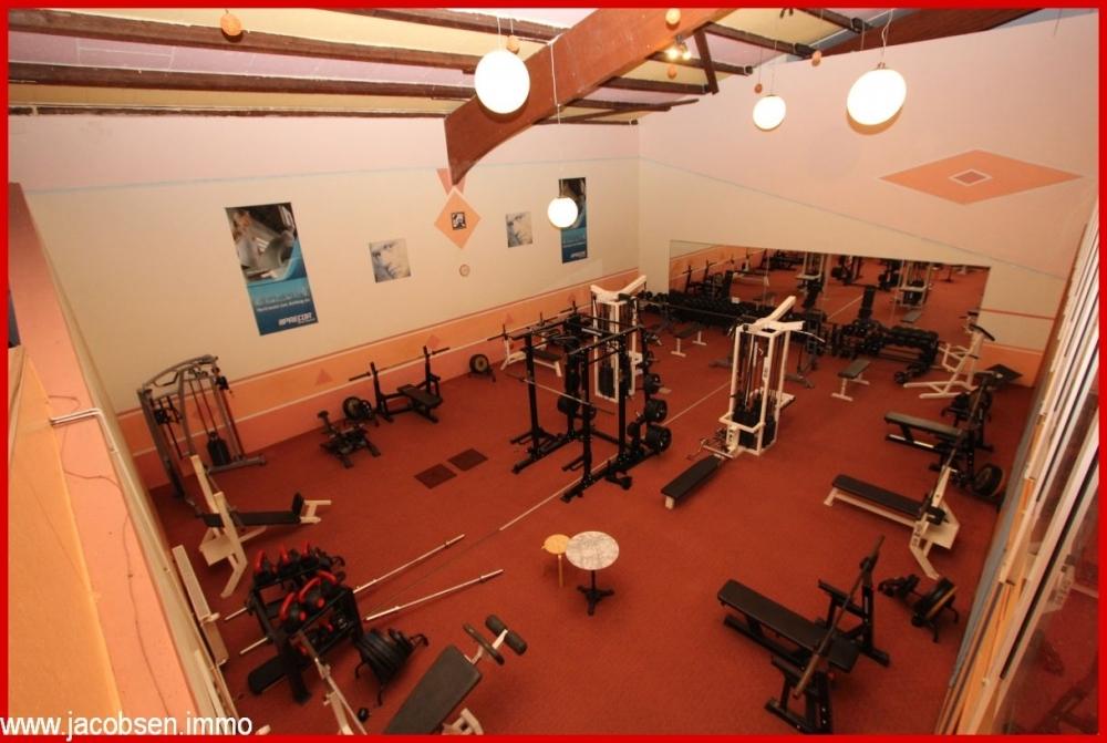 Überblick Trainingsraum