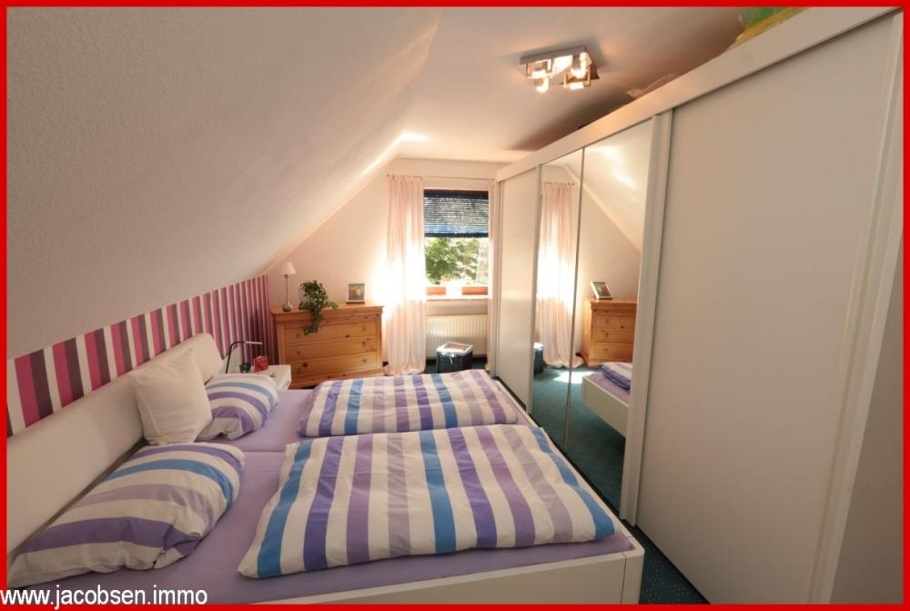 Kinderzimmer II im Dachgeschoss