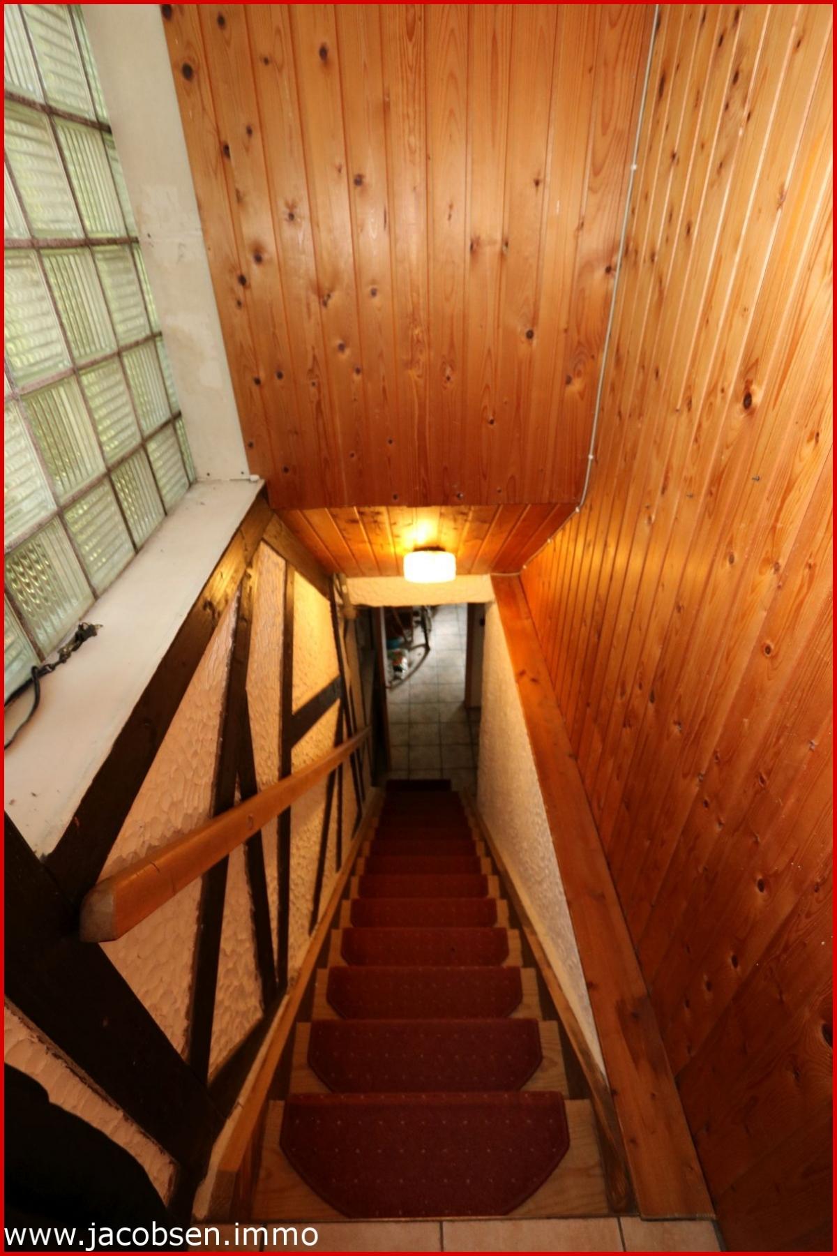 Wophnung 3 Treppenaufgang