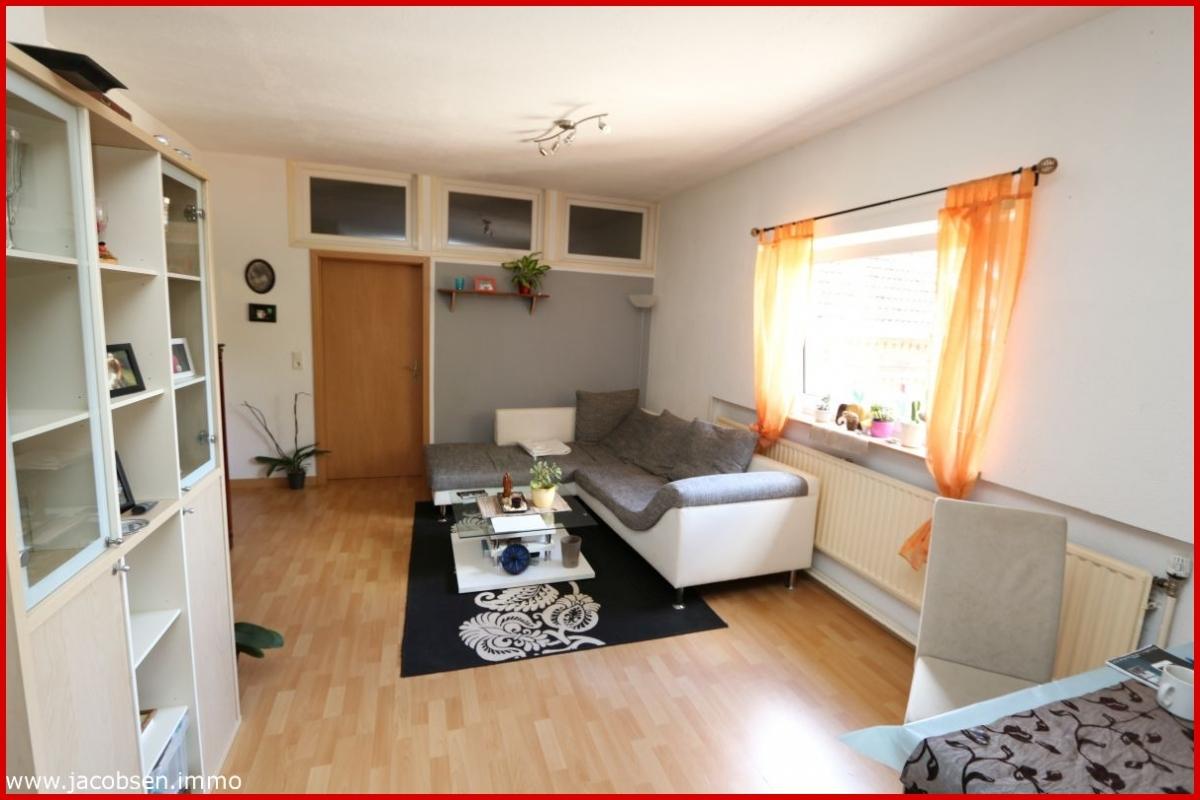 Wohnung 3 Wohn- & Esszimmer
